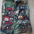 Battle Jacket - Camo Vest