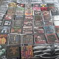 Metal CD collection