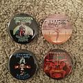 TESTAMENT- Buttons / Badge Pin / Badge