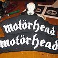 Patch - 2 DIY Motörhead patch (Sale/Trade)