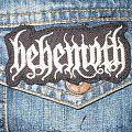 Patch - Behemoth patch Cut Out
