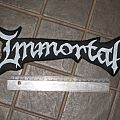 Immortal - Patch - DIY patch