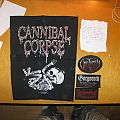 Cannibal Corpse - Other Collectable - Patches from trading!