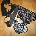 Cannibal Corpse - Patch - Cut Out Back Patch
