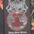 Unleashed - Patch - Unleashed - Death Metal Victory patch