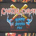 Cannibal Corpse - Patch - Cannibal Corpse - Hammer Smashed Fucking Face patch