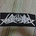 Toxic Holocaust - Patch - DIY patch