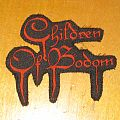 Children Of Bodom - Patch - Cut Out Patch