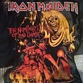 Iron Maiden - Patch - Iron Maiden T-Shirt Cut Out BP