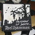 Hellhammer - Patch - Patch