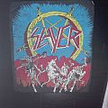 Slayer backpatch