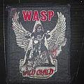 W.A.S.P. - Patch - Wild Child patch
