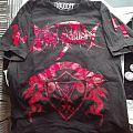 Deus Mortem shirt with inprint
