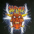Slayer glow in the dark shirt