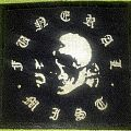 Funeral Mist - Patch - Funeral Mist skull patch