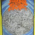 Altars of Madness backpatch signed by the band