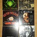 Gehennah - Tape / Vinyl / CD / Recording etc - some promo discs