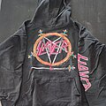 Slayer - Hooded Top / Sweater - Slayer - Hell Awaits hooded sweatshirt
