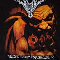 Official Mortem - Demons Haunt Southamerica tour t-shirt