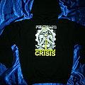 "aborym ""irreversible crisis"" hoodie"