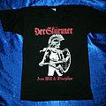 """der stürmer """"iron will and discipline"""" shirt"""