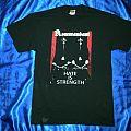 "kommandant ""hate is strength"" shirt"