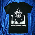 "aryan blood ""through struggle to victory"" shirt"