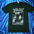 "evilfeast ""lost horizons of wisdom"" shirt"