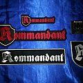 kommandant insignia