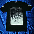"kriegsmaschine ""altered states of divinity"" shirt"