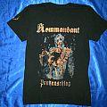 """kommandant """"paukenschlag"""" shirt"""