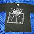 "Darkthrone - TShirt or Longsleeve - darkthrone ""under a funeral moon"" shirt"