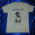"burzum ""ideology and philosophy"" shirt"