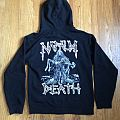 Napalm Death - Hooded Top - Napalm Death Hoodie
