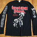 Demolition Hammer - TShirt or Longsleeve - Demolition Hammer Long Sleeve