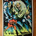 Iron Maiden - Other Collectable - Iron Maiden Number of the Beast Black Light Poster