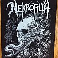 Nekrofilth - Patch - Nekrofilth Back Patch