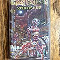 Iron Maiden - Tape / Vinyl / CD / Recording etc - Iron Maiden Somewhere In Time Cassette
