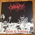Cianide Dead and Rotting LP Record