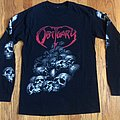 Obituary - TShirt or Longsleeve - Obituary Skull Pile Shirt