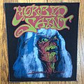 Morbid Saint - Patch - Morbid Saint Spectrum of Death Back Patch