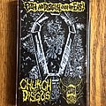 Church Of Disgust - Tape / Vinyl / CD / Recording etc - Church of Disgust Cassette