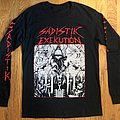 Sadistik Exekution - TShirt or Longsleeve - Sadistik Exekution Long Sleeve Shirt