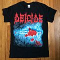 Deicide - TShirt or Longsleeve - Deicide Once Upon the Cross Shirt