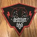 Deströyer 666 - Patch - Destroyer 666 Patch