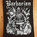 Barbarian - Patch - Barbarian Patch