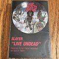 Slayer Live Undead Cassette EP
