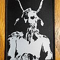 Cursed - Patch - Cursed Baphomet He Goat Patch