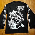 Power Trip - TShirt or Longsleeve - Power Trip Longsleeve Shirt