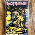 Iron Maiden - Tape / Vinyl / CD / Recording etc - Iron Maiden Piece of Mind Cassette